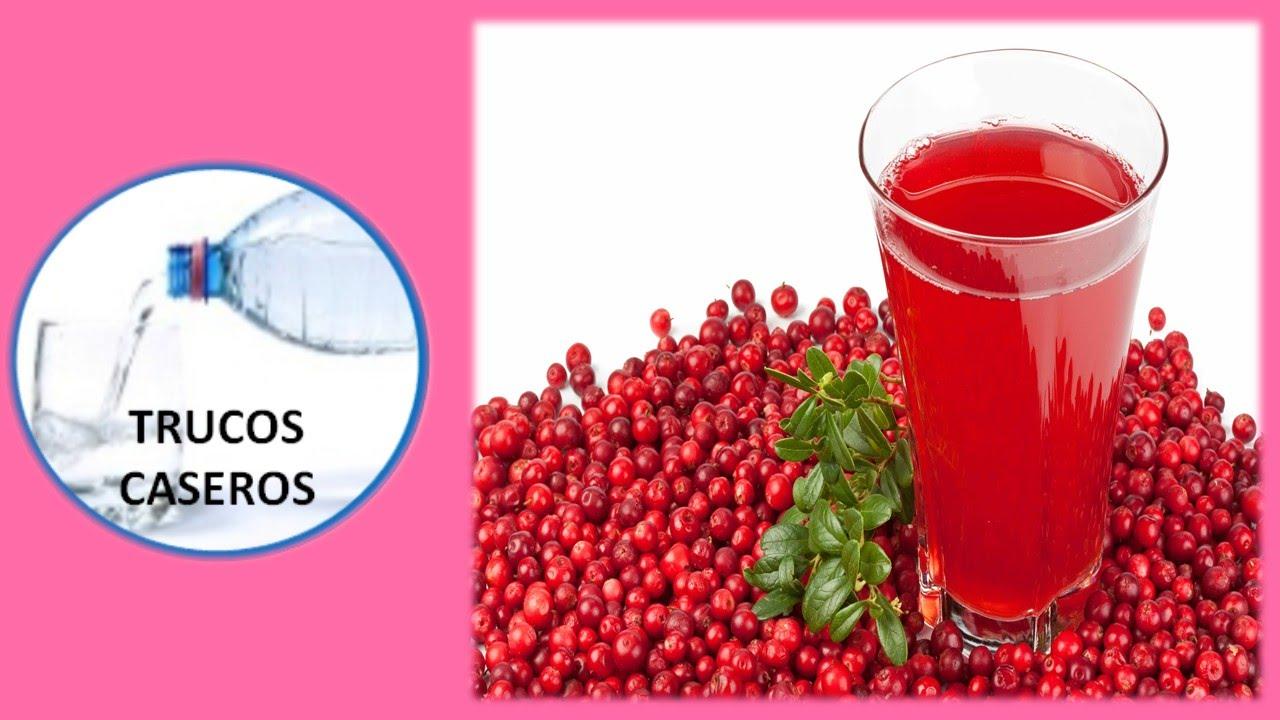 jugo de arandano sirve para adelgazar