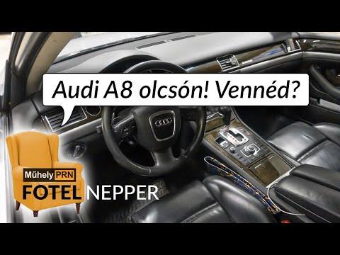 Fotelnepper: Audi A8 olcsón! Vennéd? thumbnail
