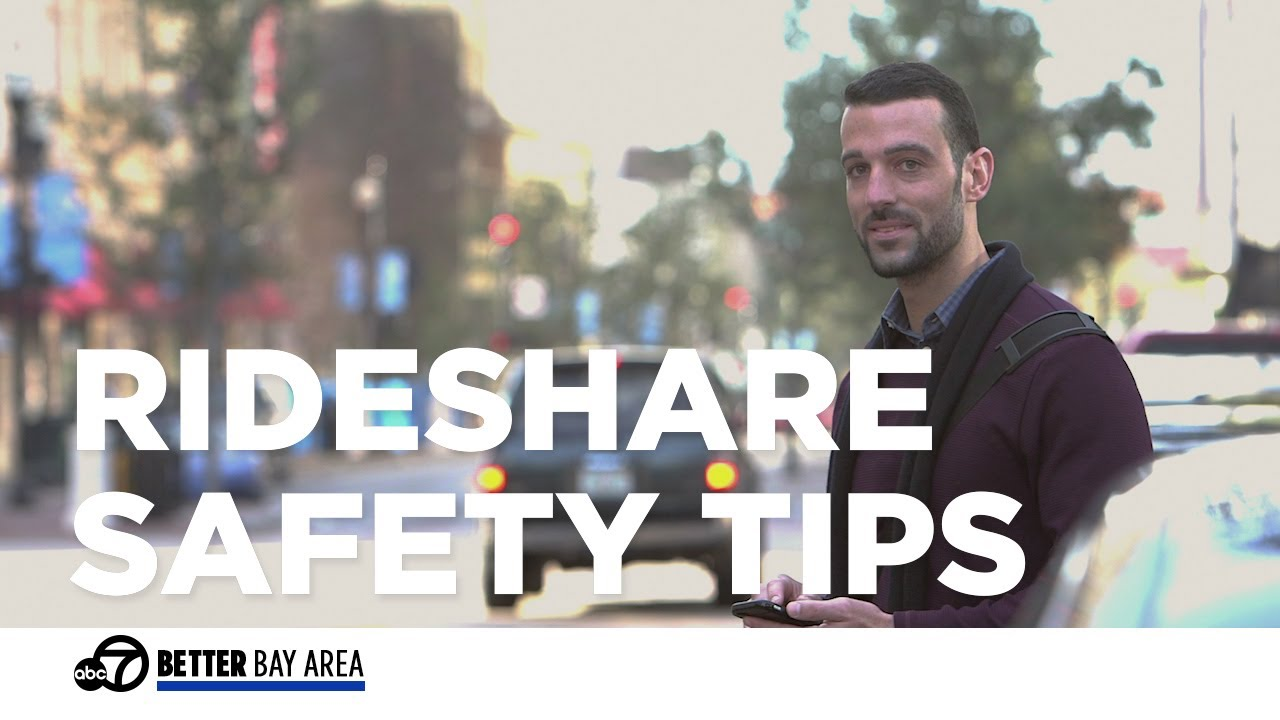 Taking Uber or Lyft? Here's how to stay safe in a rideshare