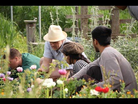 Methods for Teaching Organic Farming and Gardening