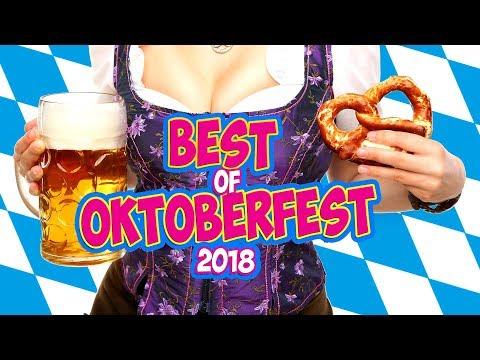 Oktoberfest Party Mix 2018 | Wiesn | Wasen | Volksfest | Herbstfest | Musik | 1h Mix