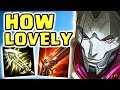 THIS BUILD IS TOO BROKEN?! INSANE MOVEMENT SPEED   THEY CAN'T CATCH ME (CRIT JHIN BOT) - Nightblue3