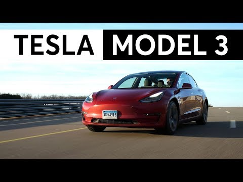 2018 Tesla Model 3 Quick Drive | Consumer Reports