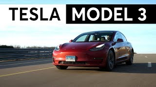 2018 Tesla Model 3 Quick Drive | Consumer Reports thumbnail