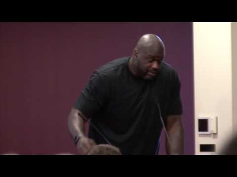 Shaquille O'Neal Keynote Speaker Education and Leadership Lunch