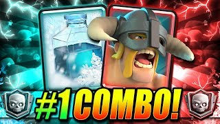 #1 DOMINATING CARD COMBO after BALANCE UPDATE!! OP NEW DECK!!