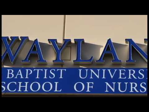 Wayland Baptist University School of Nursing