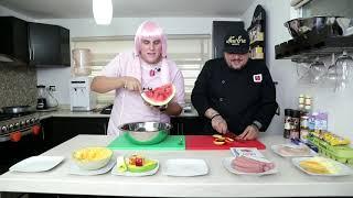 Cocinando con El Muerto Ep23.- Juanita - Coctel de Frutas.