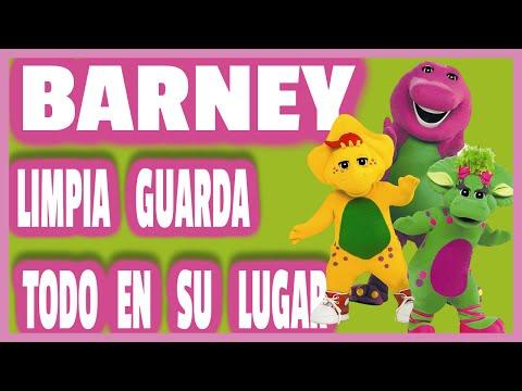 Barney El Dinosaurio | Cancion Limpia - 30 minutos