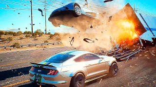 NEED FOR SPEED PAYBACK Gameplay (E3 2017)