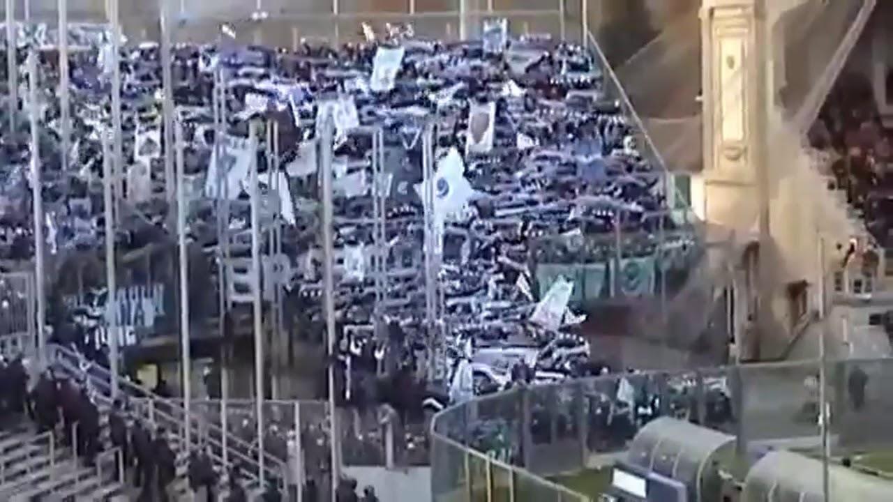 Atalanta fans show banners insulting Brescia coach Carlo ...  |Atalanta-brescia