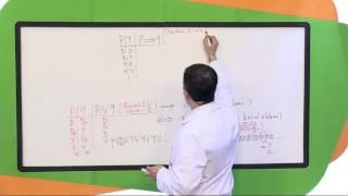 LYS Mantık Semboller Ve Yorumlar Önerme Eklemleri