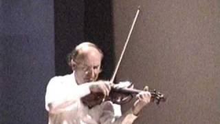 Evangelos Papadimitris plays Henryk Wieniawski - Chanson Polonaise - Mazurka Op. 12/II