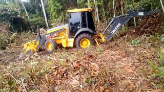 Video Vídeo de retroescavadeira John deere download MP3, 3GP, MP4, WEBM, AVI, FLV November 2017