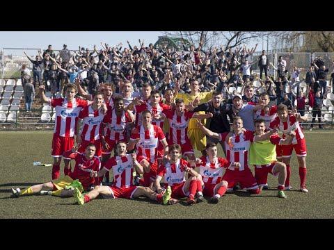 Omladinska liga: Brodarac - Crvena zvezda 1:1 | Ceo meč