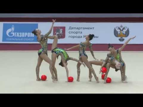 Team Russia - 5 Balls AA GP Moscow 2019  20.400