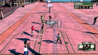 NBA 2K16 My Park | Sunset | I Broke Dude Like 5 Times
