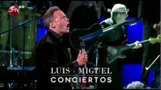 Luis Miguel - Fiebre de Amor (Viña del Mar 2012) HD