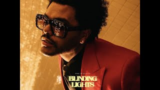 The Weeknd  Blinded Lights 12 Inch Remix