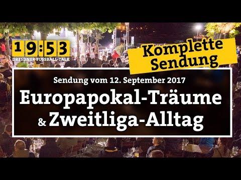 20. Sendung am 12. September ab 19.53 Uhr live aus dem SchillerGarten