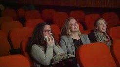 Aus Fake-Werbung wird ein Heiratsantrag im Kino