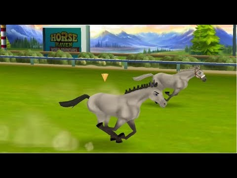 Horse Haven World Adventures #219 Spannendes Finish [German/Deutsch]