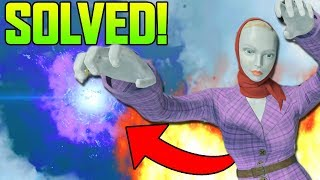 NUKETOWN MANNEQUIN ZOMBIES EASTER EGG SOLVED GAMEPLAY! (Black Ops 4 Nuketown Easter Egg)