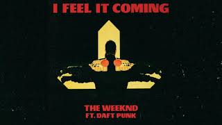 Gambar cover I Feel It Coming [Acoustic Version] - The Weeknd ft. Daft Punk
