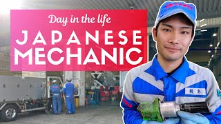 Day in the Life of a Japanese Mechanic