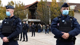 Suspect Shot By Police After Teacher Beheaded In France