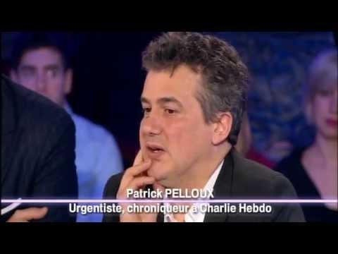 Patrick Pelloux sur Charlie Hebdo - On n'est pas couché 10 janvier 2015 #ONPC