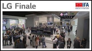 LG at IFA 2019 - Finale