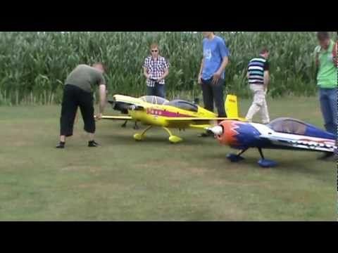 Pagani productions @mvsb son noord brabant rc fly in 10-7-2011 part 2