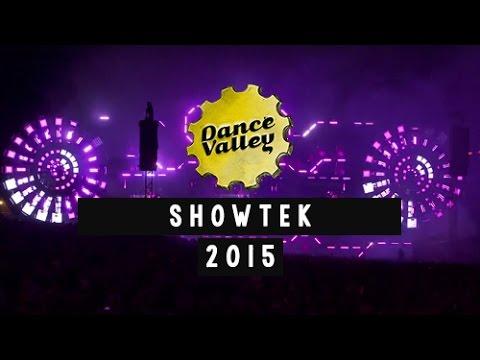 Showtek Full Liveset - Dance Valley 2015 Endshow