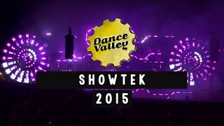 Showtek Full Liveset - Dance Valley 2015 Endshow