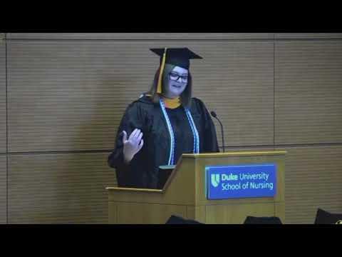Duke Nursing Graduation Speech 2014