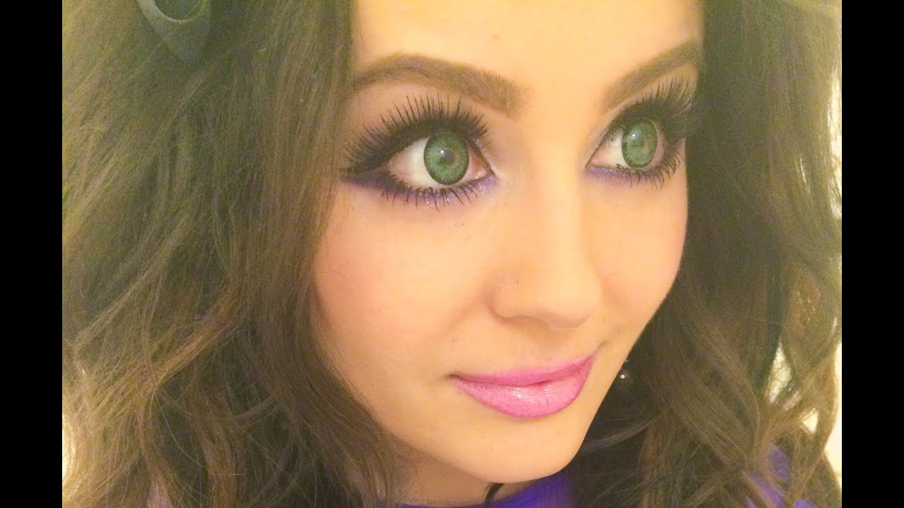 circle lens review barbie nudy green discount coupon youtube