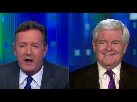 """Gingrich: """"That is an absurd comment"""""""