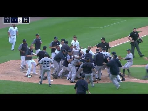 Miguel Cabrera vs The Yankees 08-24-17