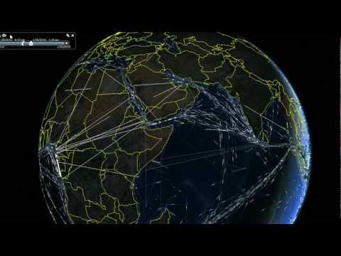 AgentC: Geo-Visualization of Maritime Piracy Data