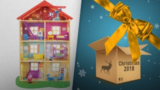 Perfect Peppa Pig Toys Kids Gift Ideas / Countdown To Christmas 2018 | Christmas Gift Guide
