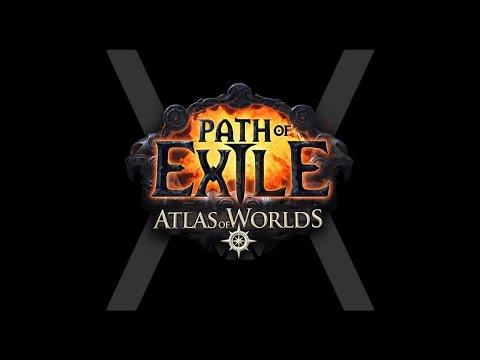 Path of exile: Legacy league. Атлас миров, как сделать так, что бы атлас работал на вас!