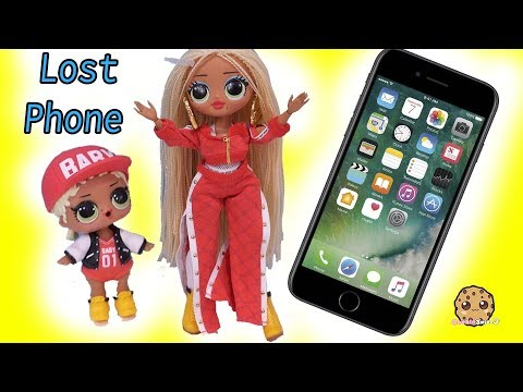 Instagram Hacker on Lost Cell Phone OMG Surprise Swag LOL Surprise Video