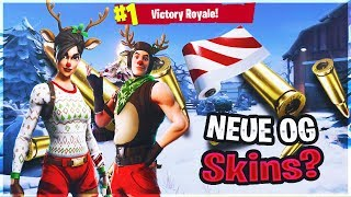 🔴 GER Fortnite Battle Royale Og Skins? Stream to the shop 😍 ! Road to 1700 subscriptions 😱