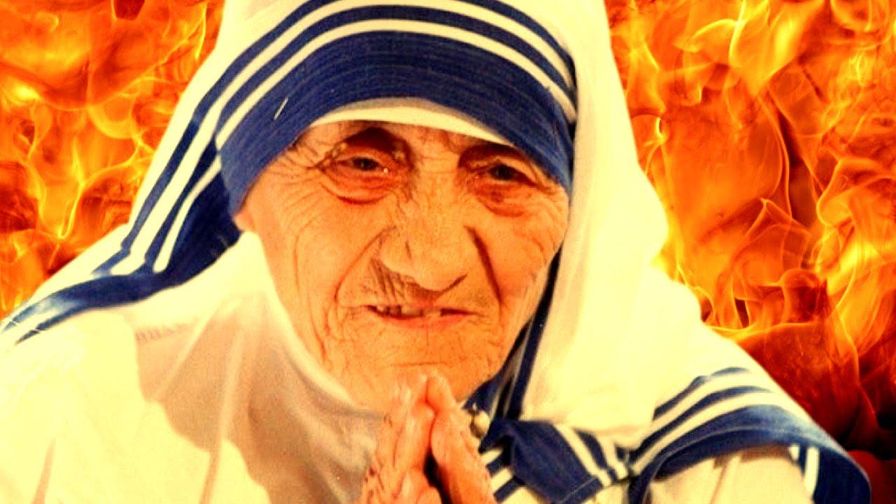 La Madre Teresa de Calcuta: Todo menos una santa - Helado