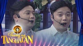 Tawag ng Tanghalan: Ryan Bang thanks Sen. Manny Pacquiao
