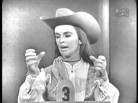 To Tell the Truth - Miss Rodeo America; PANEL: Phyllis Newman, Henry Morgan (Mar 18, 1963)