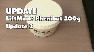 [UPDATE] LiftMode Phenibut Update 2