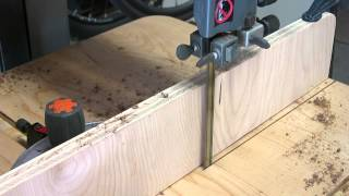 Resawing With Ridgid Bs14002 Band Saw