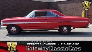 1964 Ford Galaxie Stock # 1007-DET
